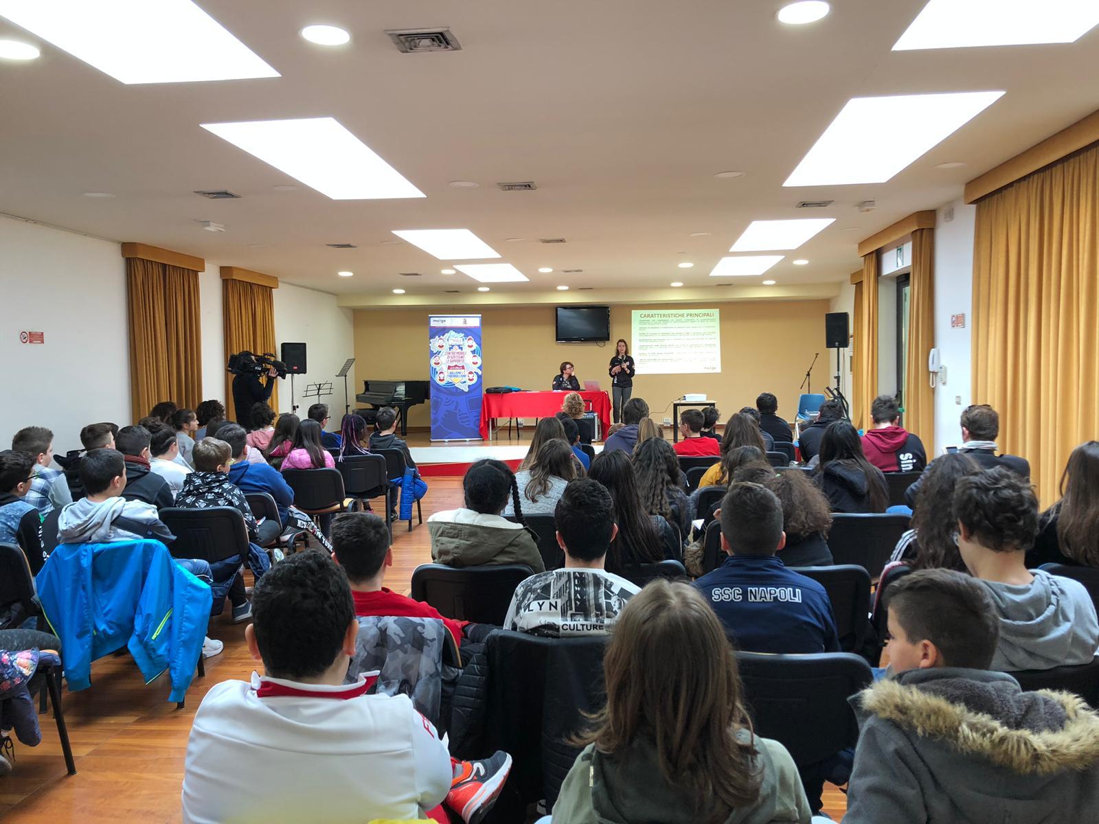 08 aprile 2019 Istituto Delfico - Montesilvano (1)